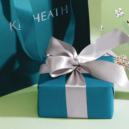 Sterling Silver Jewellery Gifts by Kit Heath