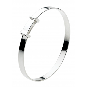 Girls Small Christening Bangle