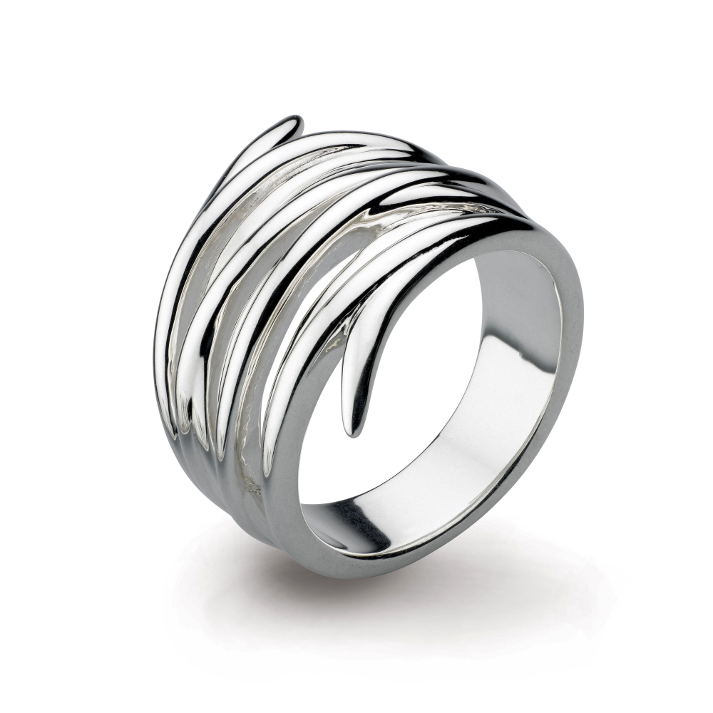 Entwine Helix Wrap Ring by Kit Heath